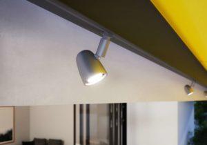 Bodové LED osvětlení u markýzy Markilux MX-3
