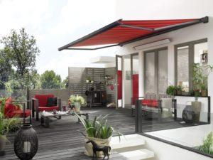 markyza markilux 990 na terase venku